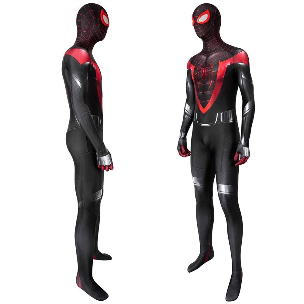 PS5 Spider-Man Miles Morales 3D Jumpsuit