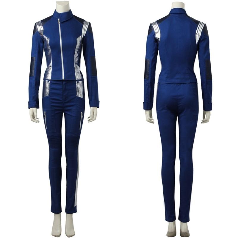 Star Trek Discovery Michael Burnham Cosplay Costume