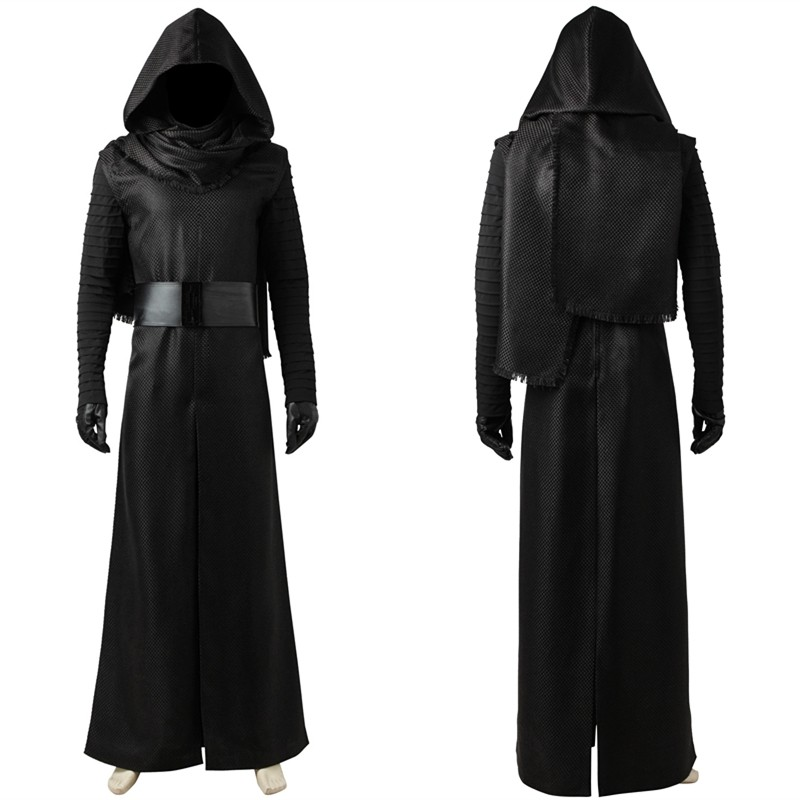Star Wars The Force Awakens Kylo Ren Cosplay Costume
