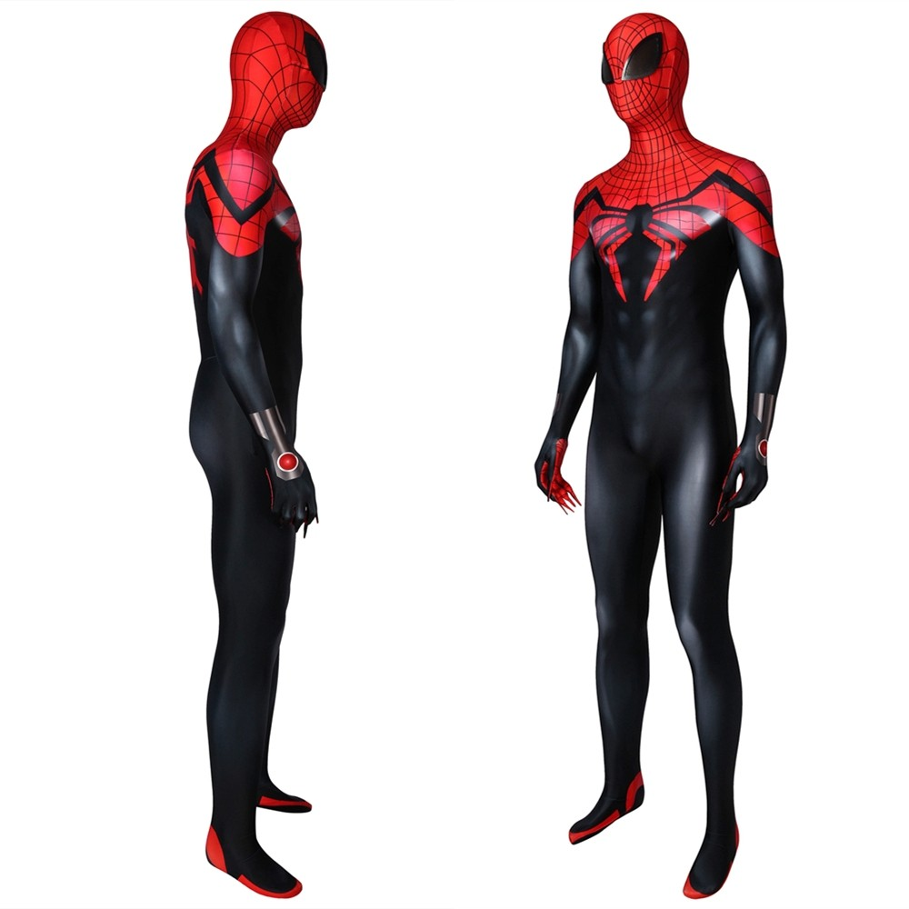Superior Spider-Man 3D Jumpsuit Zentai