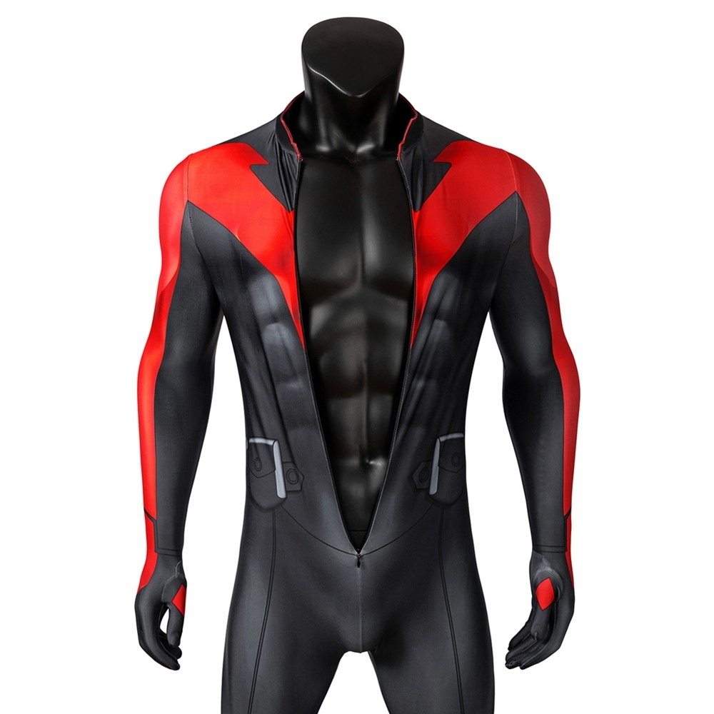 Teen Titans: The Judas Contract Nightwing 3D Jumpsuit
