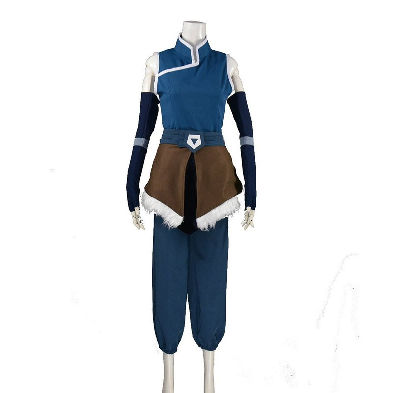 The Legend of Korra Season Cosplay Costume