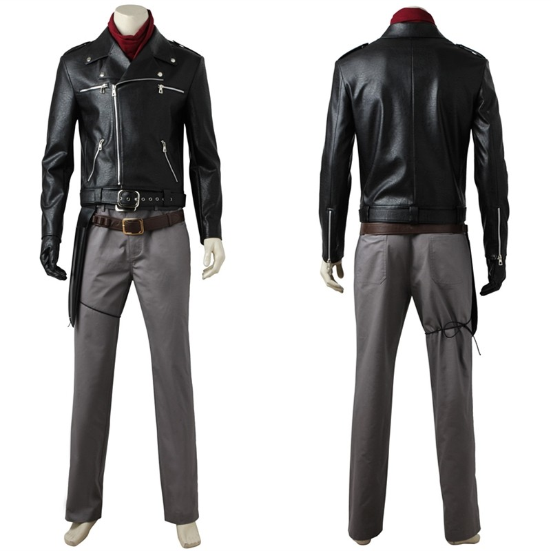 The Walking Dead Negan Cosplay Costume