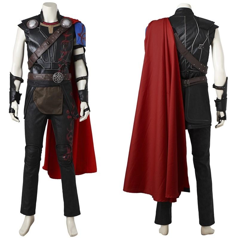 Thor Ragnarok Thor Cosplay Costume Thor 3 Odinson Costume