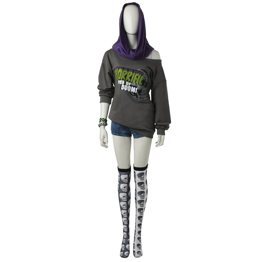 Watch Dogs 2 Sitara Cosplay Costume