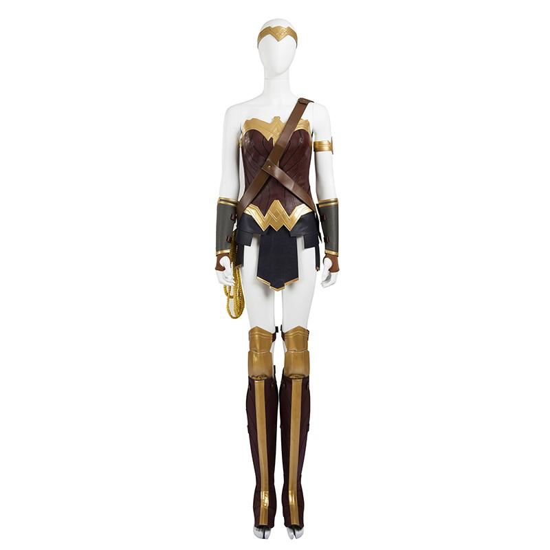 Wonder Woman Cosplay Deluxe Costumes