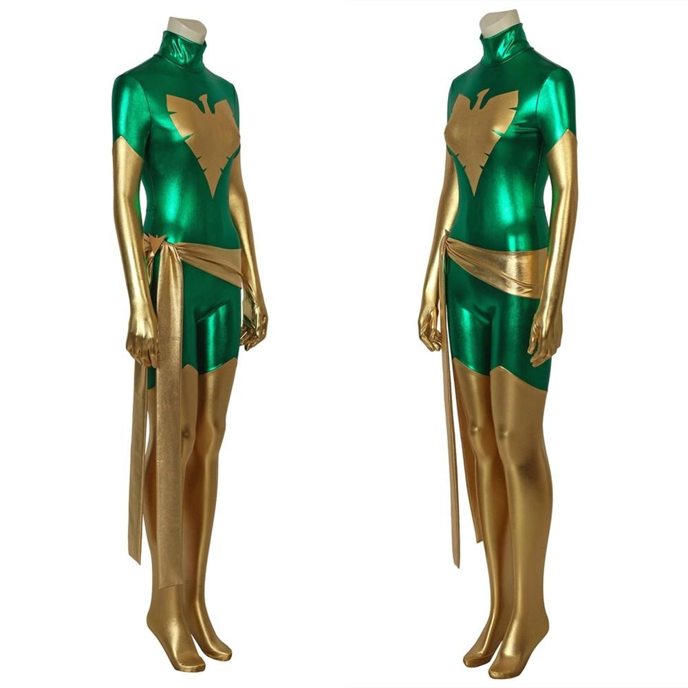 X-Men Phoenix Cosplay Costume