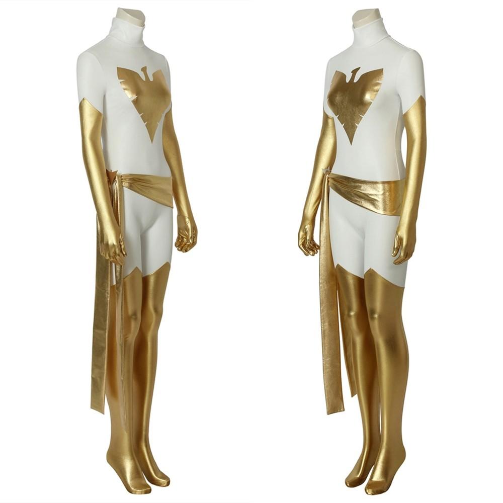 X-Men White Phoenix Cosplay Costume
