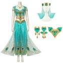 2019 Aladdin Princess Jasmine Cosplay Costume Deluxe Version
