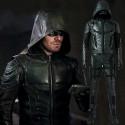 Arrow Season 5 Oliver Queen Arrow Cosplay Costume
