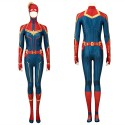 Movie Captain Marvel 3D Cosplay Jumpsuit