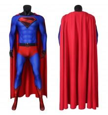 Crisis on Infinite Earths Superman 3D Jumpsuit