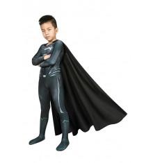Justice League Superman Clark Kent 3D Kids Jumpsuit