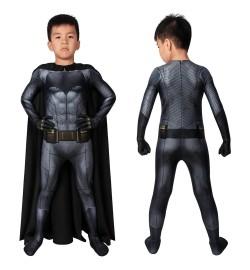 Dawn of Justice Batman Kids 3D Jumpsuit