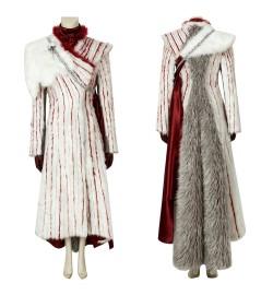 Game of Thrones 8 Daenerys Targaryen Cosplay Costume Deluxe Version
