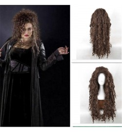 Harry Potter Bellatrix Lestrange Wigs Cosplay