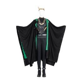 Loki Season 1 Sylvie Variant Cosplay Costume Outfit