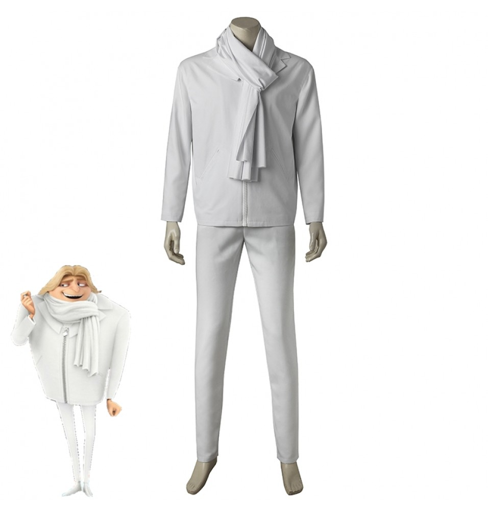 2017 Despicable Me 3 Dru Cosplay Costume