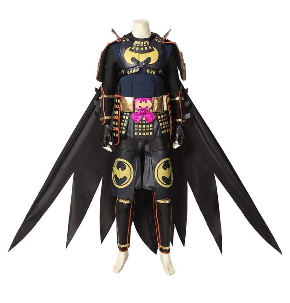 Batman Ninja Bruce Wayne Batman Cosplay Costume