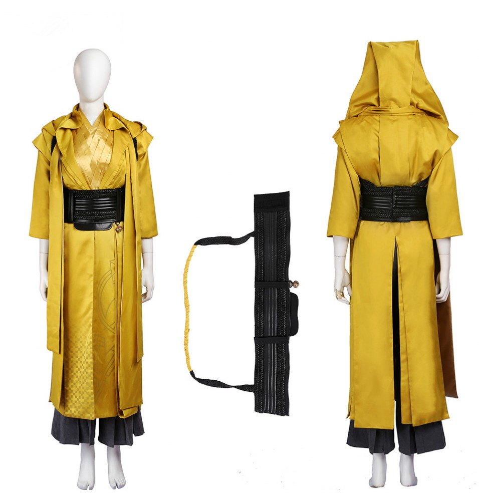Doctor Strange Ancient One Cosplay Costume - Deluxe Version