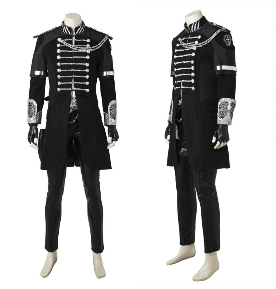 Final Fantasy XV Kingsglaive Nyx Ulric Cosplay Costume