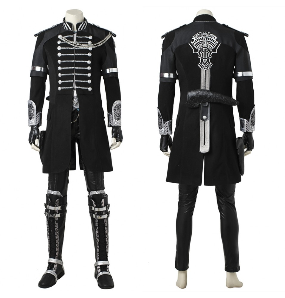 Final Fantasy XV Kingsglaive Nyx Ulric Cosplay Costume