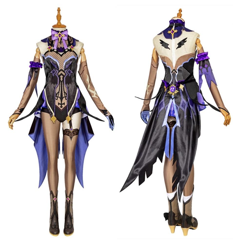 Genshin Impact Mace Cosplay Costume