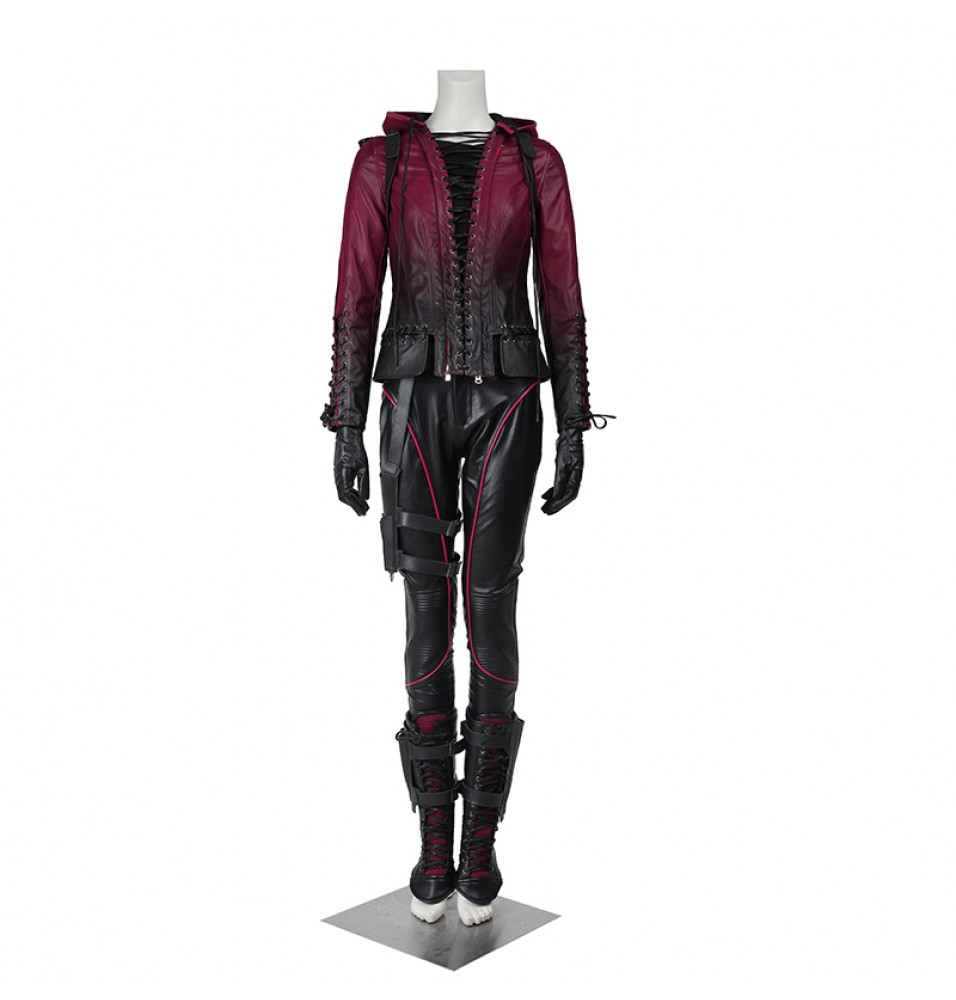 Arrow Season 4 Speedy Thea Queen Cosplay Costume