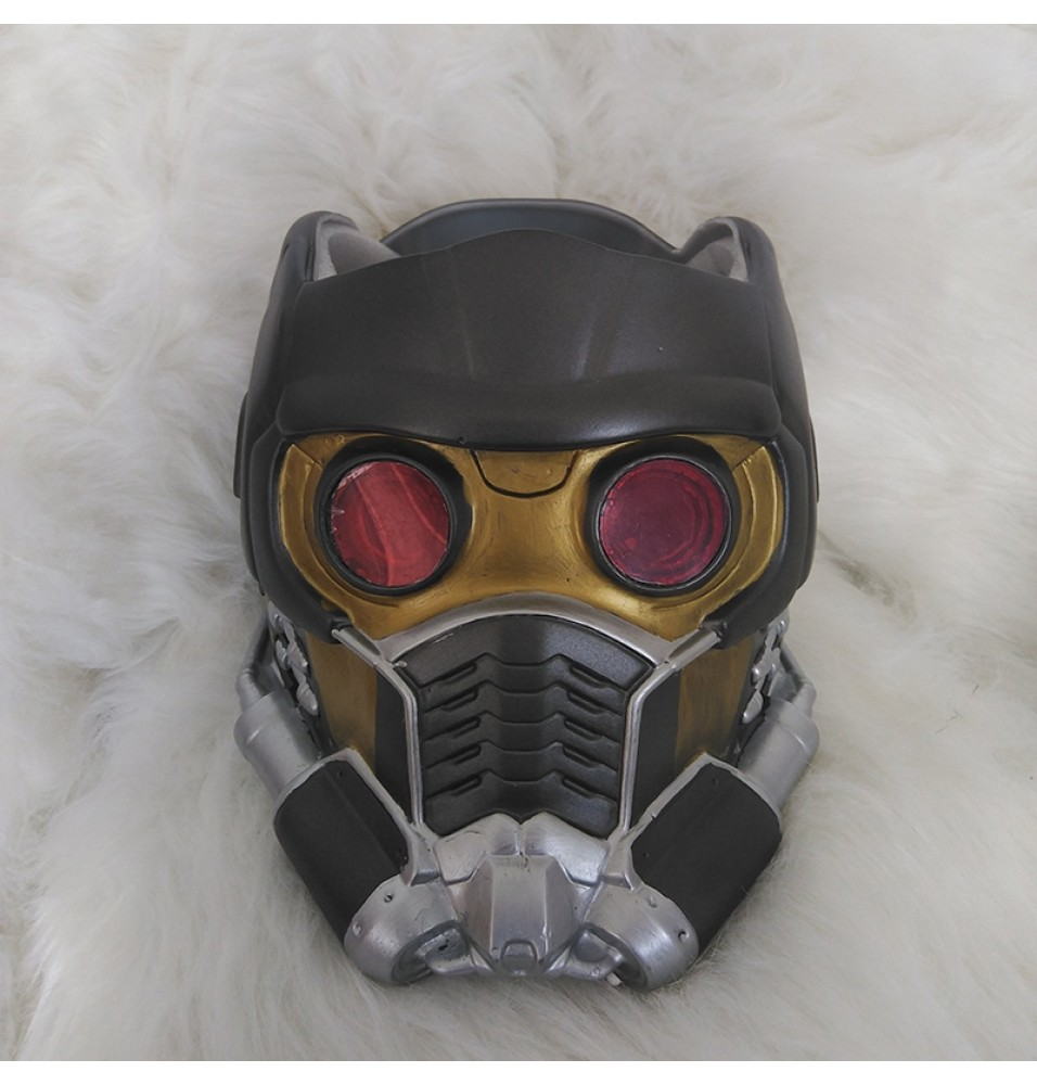 Guardians Of The Galaxy 2 Star Lord Cosplay Mask