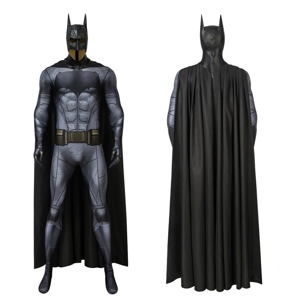Justice League Batman Bruce Wayne 3D Jumpsuit