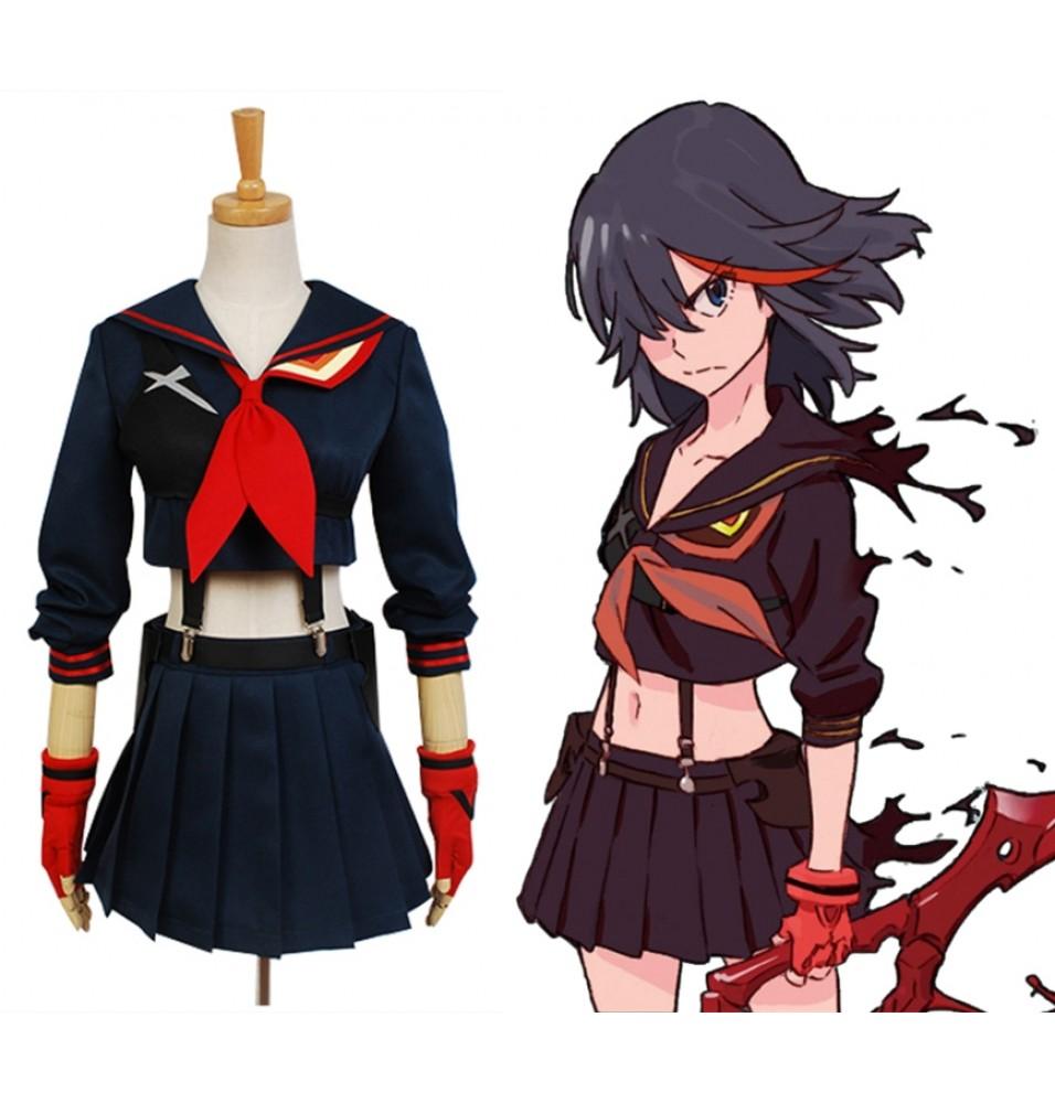 KILL la KILL Ryuko Matoi Cosplay Costumes