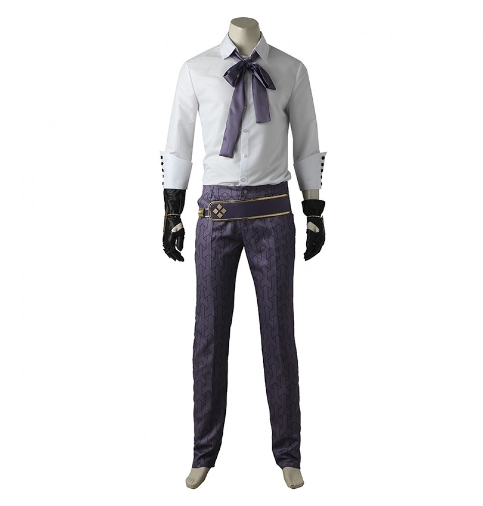NieR Automata Adam Cosplay Costume Outfit