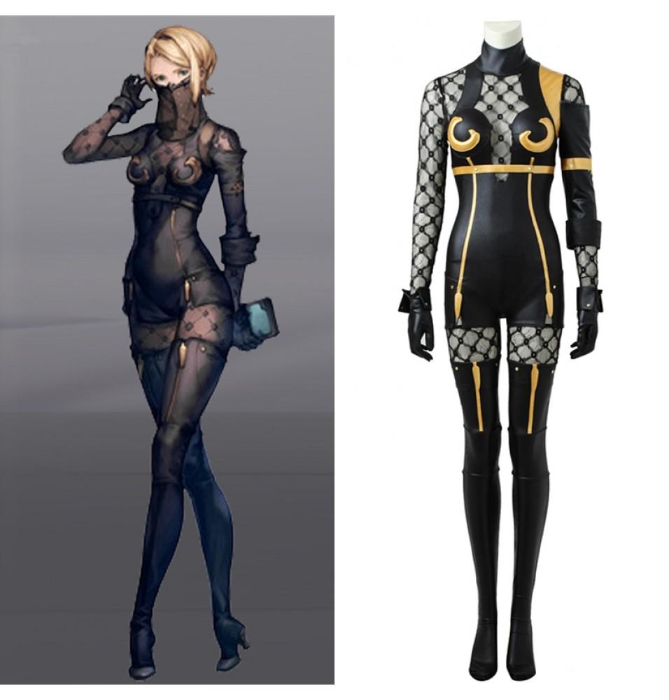 NieR: Automata Operator 60/210 Cosplay Costume Deluxe Costume