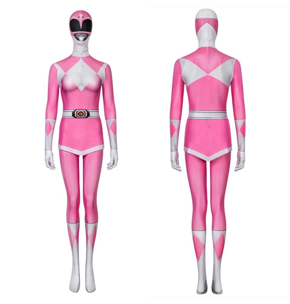 Power Rangers Kyoryu Sentai Zyuranger Mei 3D Jumpsuit