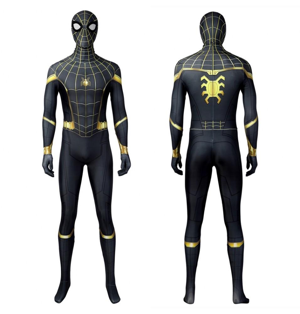 Spider-Man 3 No Way Home Peter Parker 3D Jumpsuit