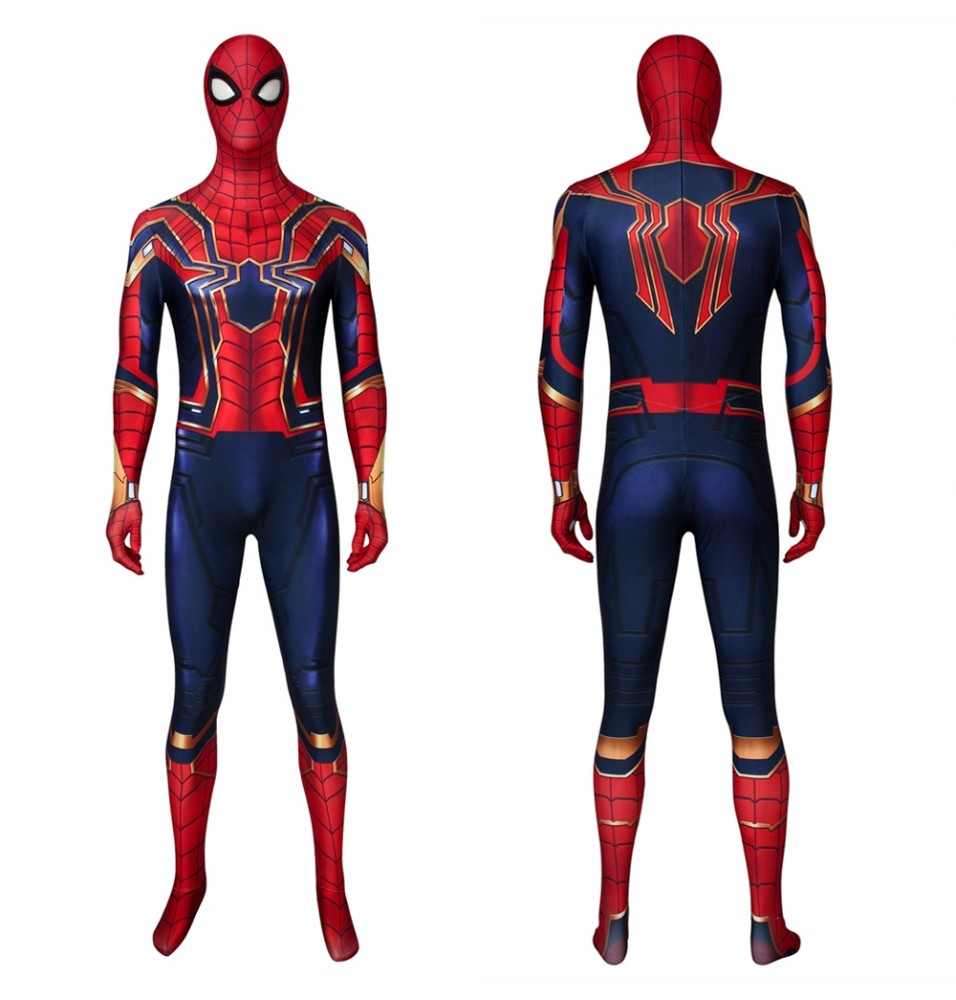 Spider-Man Far From Home Spider-Man 3D Jumpsuit Zentai