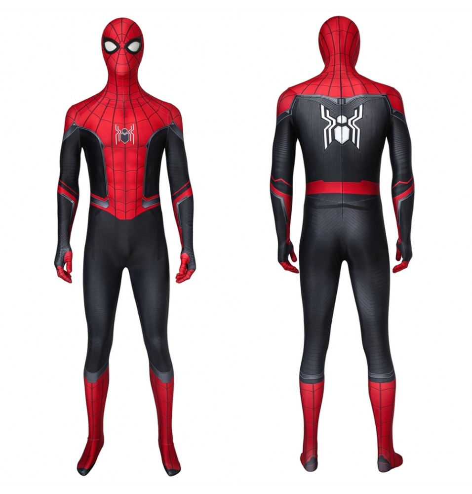 Spider-Man Far From Home Spider-Man 3D Zentai Jumpsuit