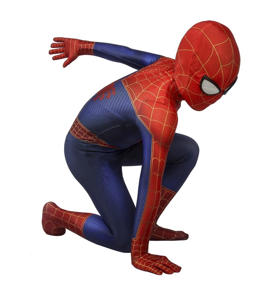 Spider-Man: Into the Spider-Verse Peter Parker Kids 3D Zentai