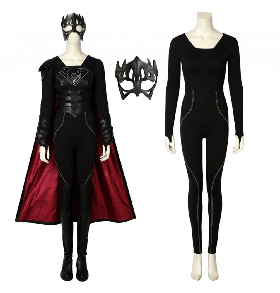 Supergirl 3 Reign Samantha Arias Cosplay Costume