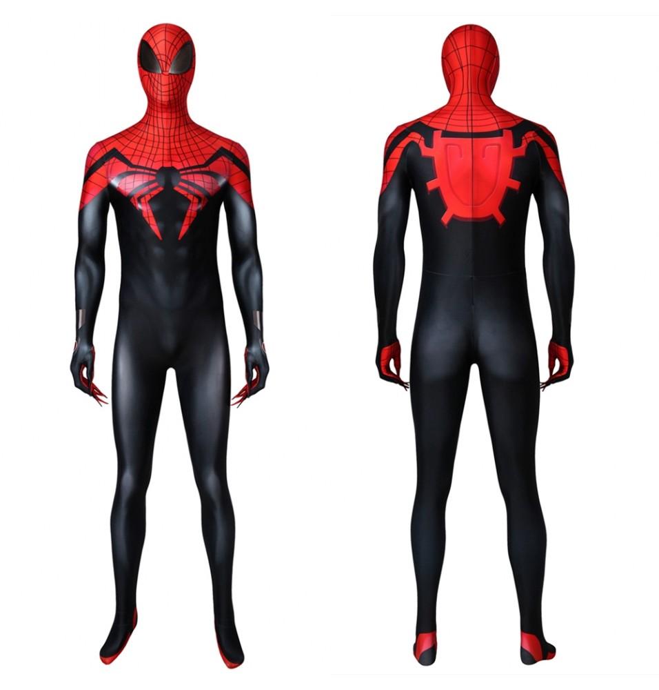 Superior Spider-Man 3D Jumpsuit Zentai
