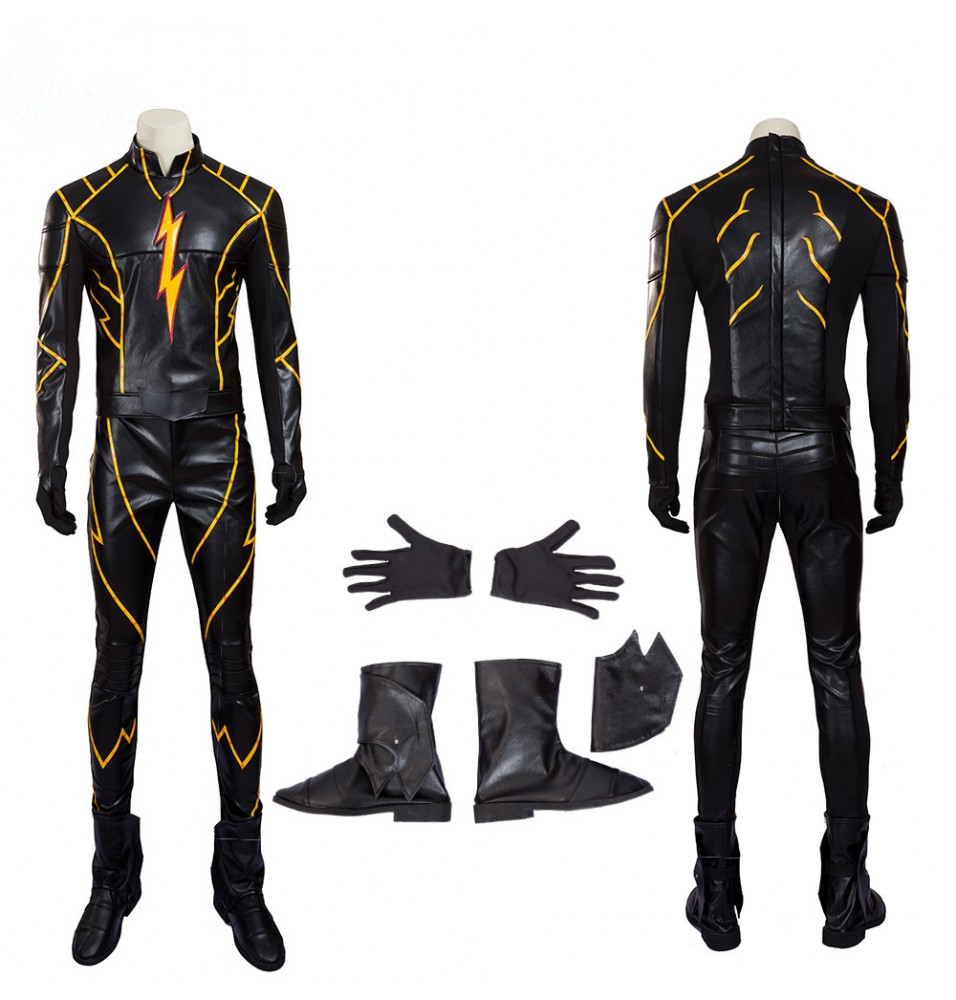 The Flash Season 3 The Rival Cosplay Costumes
