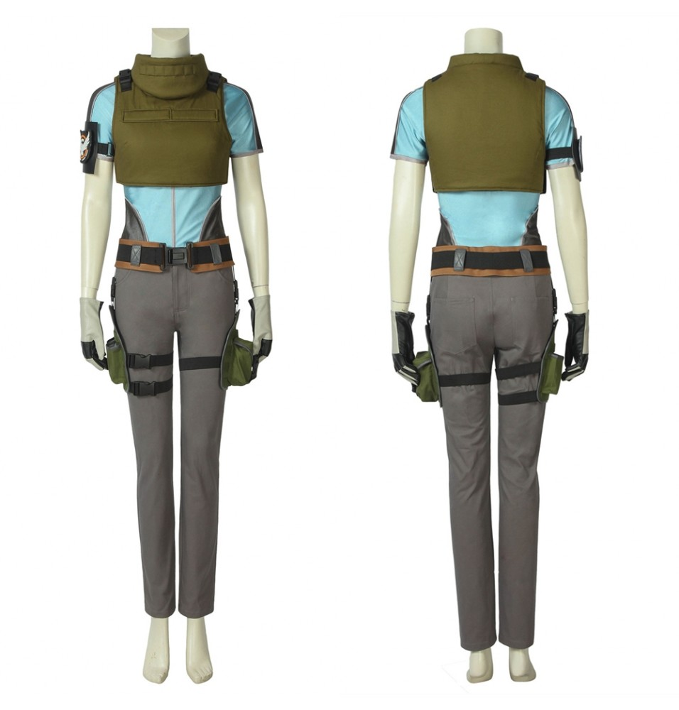 Tom Clancy's The Division Female Cosplay Costume