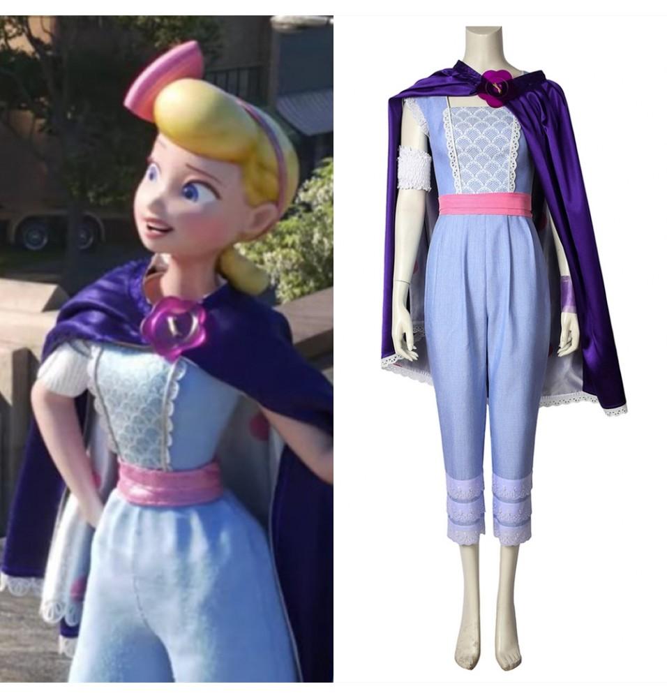 Toy Story Bo Peep Cosplay Costume Full Set