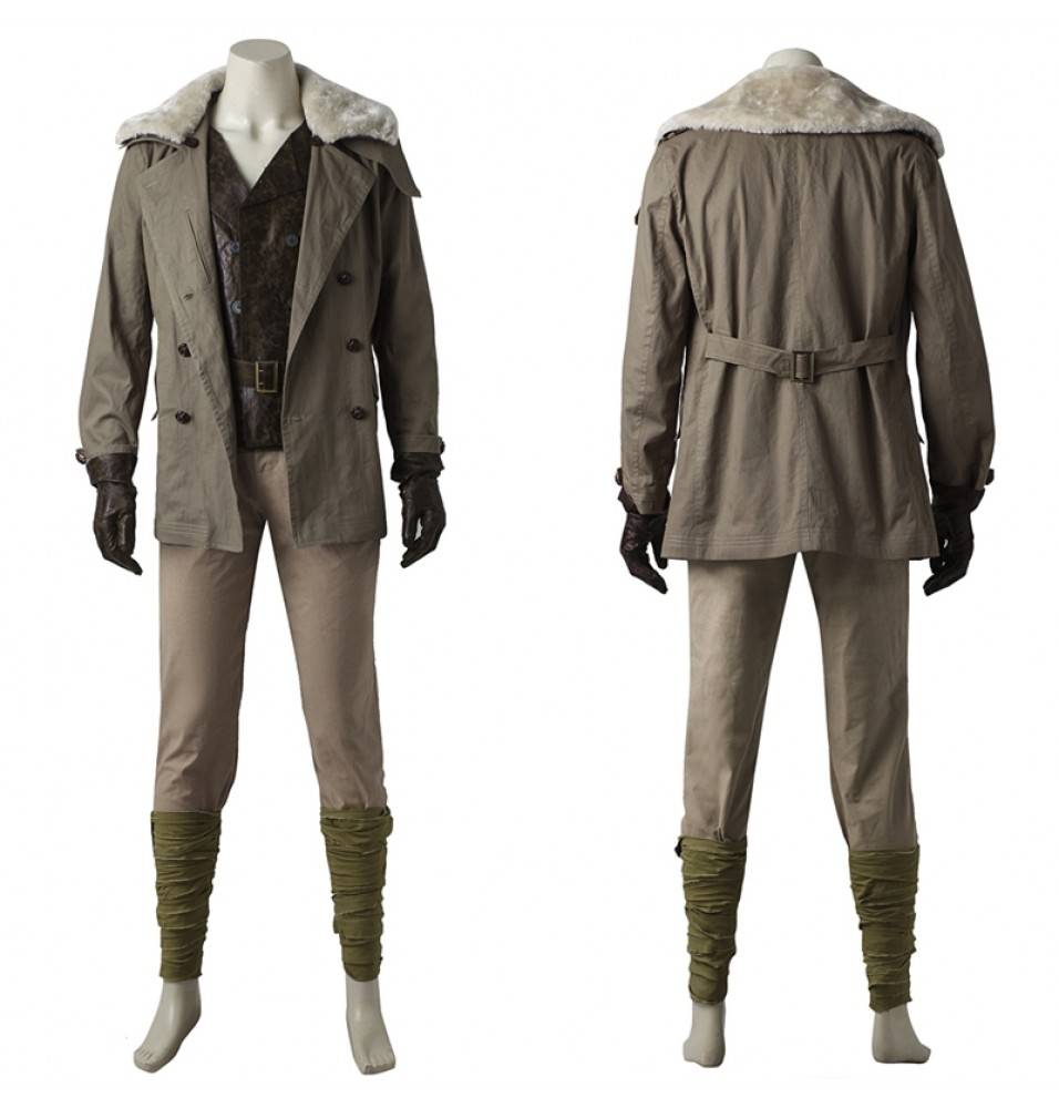 Wonder Woman Steve Trevor Cosplay Costume Deluxe