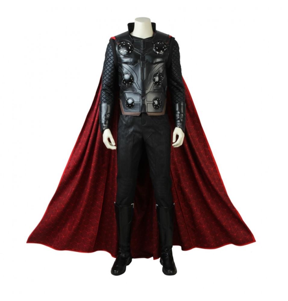 2018 Avengers Infinity War Thor Cosplay Costumes