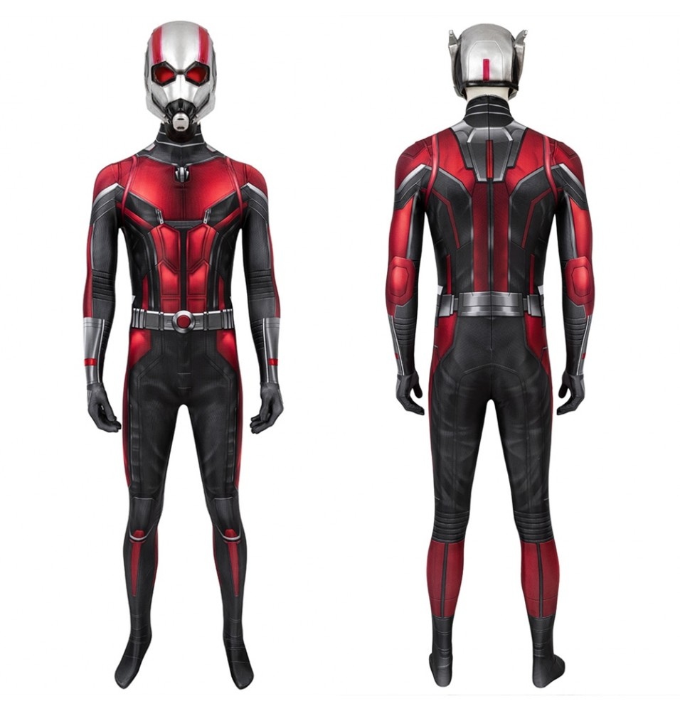 Ant-Man and the Wasp Ant-Man 3D Jumpsuit