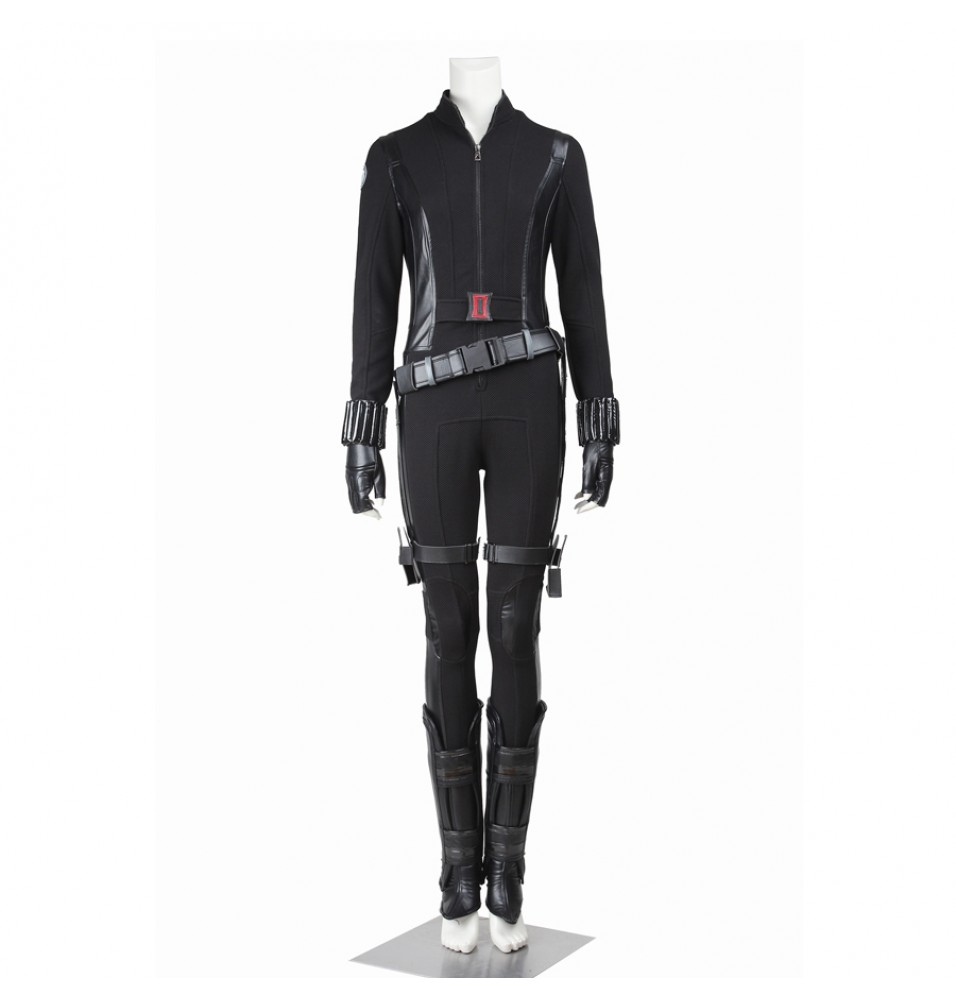 Black Widow Natasha Romanoff Cosplay Costume