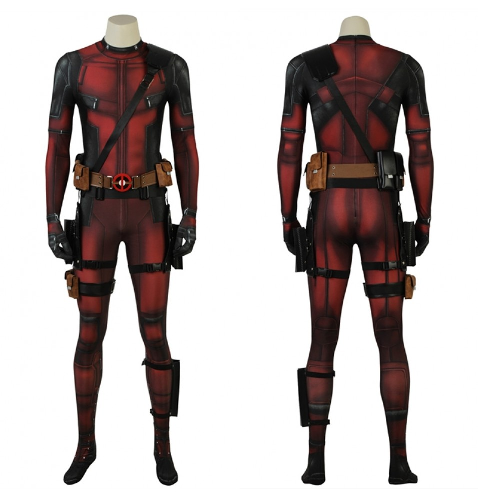 Deadpool 2 Wade Wilson Cosplay Costume