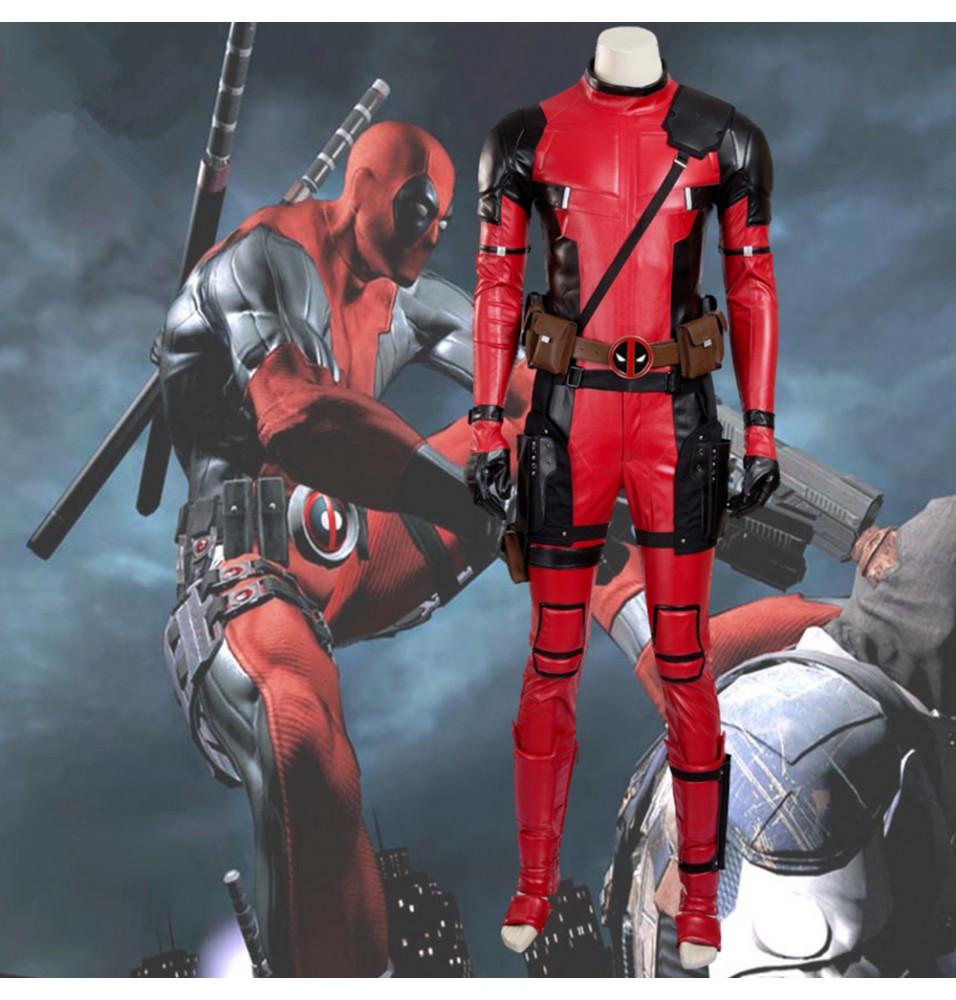 Deadpool Wade Winston Wilson Cosplay Costumes