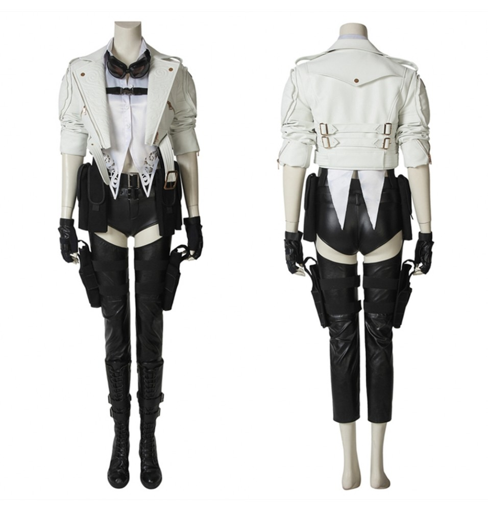 Devil May Cry 5 Lady Cosplay Costume Deluxe Version